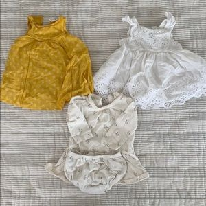 3-6mo dress bundle